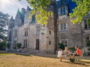 Château de Montrésor à MONTRESOR - 6  © ADT Touraine - Jean-Christophe Coutand