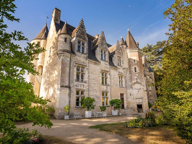 Château de Montrésor à MONTRESOR © ADT Touraine - Jean-Christophe Coutand