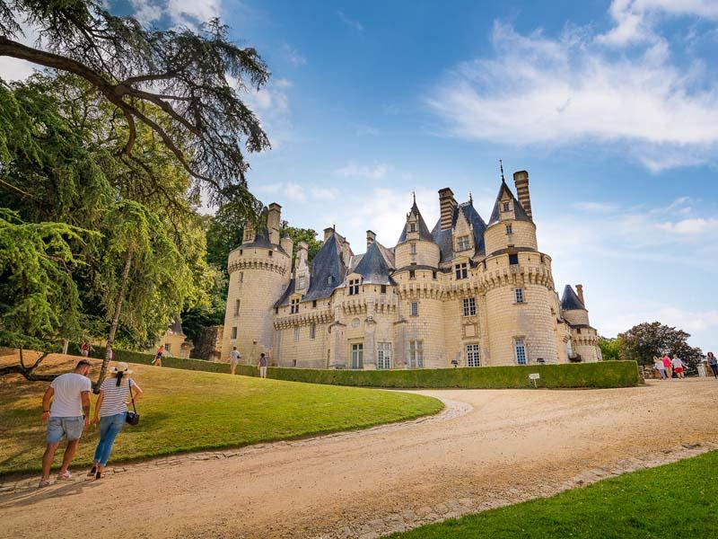 Château d'Ussé à RIGNY-USSE © ADT Touraine / Jean-Christophe Coutand