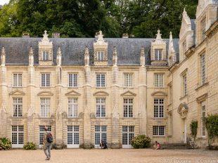 Château d'Ussé à RIGNY-USSE - 2  © ADT Touraine / Jean-Christophe Coutand