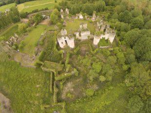 Château de Vaujours à CHATEAU-LA-VALLIERE - 3  ©  Antoine Pilette