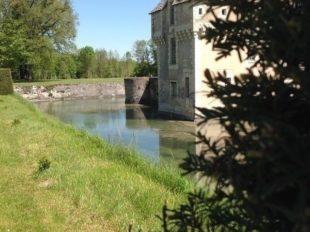 Château de Boussay à BOUSSAY - 4  © Marc de Becdelièvre