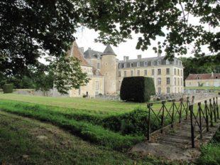 Château de Boussay à BOUSSAY - 3  © Marc de Becdelièvre