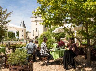 Château et Jardins du Rivau à LEMERE - 22  © DR