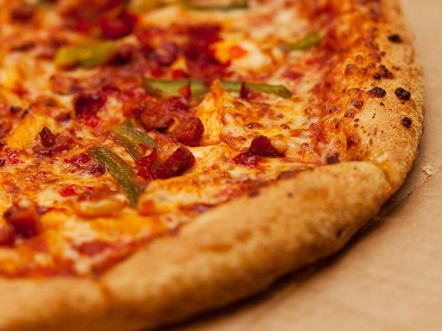 Allo presto pizza à TOURY © pixabay