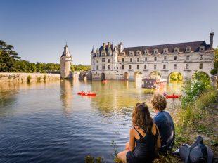Château de Chenonceau à CHENONCEAUX - 13  © ADT Touraine / Jean-Christophe Coutand