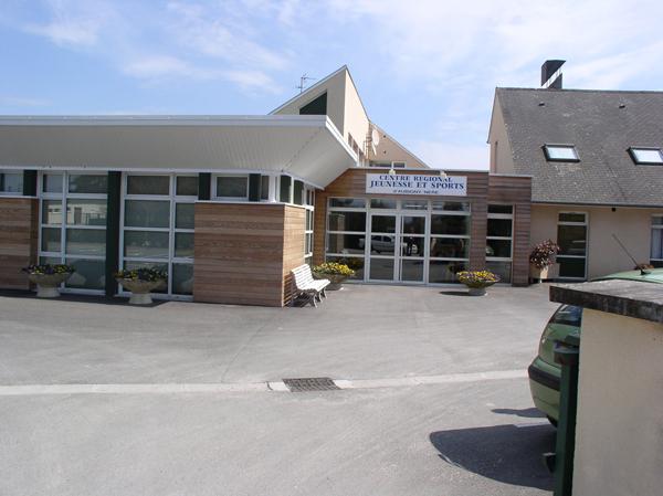 Centre Régional Jeunesse et Sports d'Aubigny à AUBIGNY-SUR-NERE ©  crjssebastienchampault