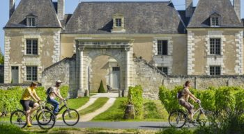 Cycles Corrivaud – Chateau Louy – © David-Darrault
