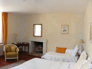Chambre d'hôtes le Domaine de la Bergerie à BRAYE-SUR-MAULNE - 3  ©  Domaine de la Bergerie