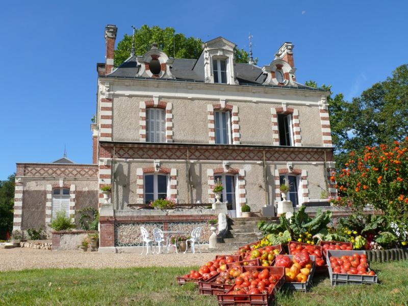 Chambre d'hôtes le Domaine de la Bergerie à BRAYE-SUR-MAULNE ©  Domaine de la Bergerie
