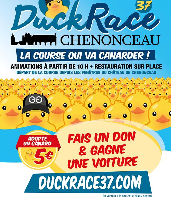 DuckRace Chenonceau à CHENONCEAUX © duckrace 37