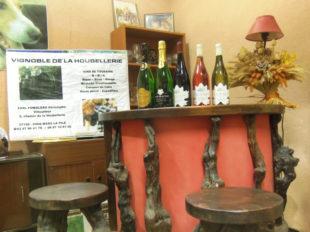 Vignoble de la Houbellerie – EARL Fumoleau à CINQ-MARS-LA-PILE - 2  ©  EARL Fumoleau