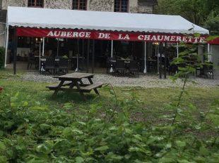 L'Auberge de la Chaumerette à GARGILESSE-DAMPIERRE - 4  ©  Angela & Willem
