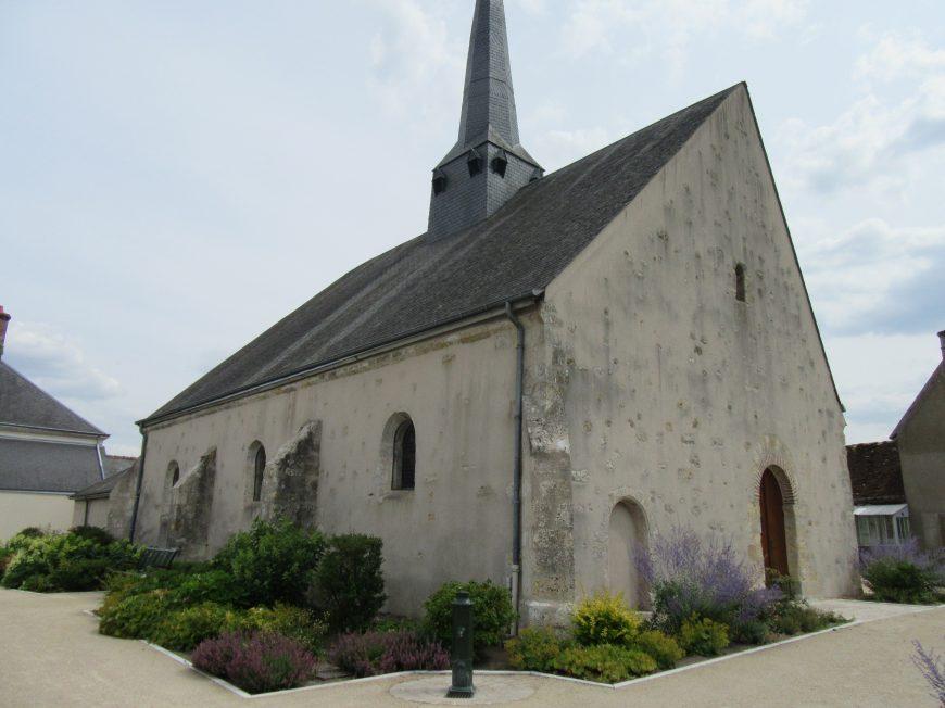 Eglise Saint-Martin et Saint-Phallier à NESPLOY © OT Gâtinais Sud
