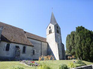 Eglise Saint-Pierre Saint-Paul à AUGERVILLE-LA-RIVIERE - 2  ©  C. Senard