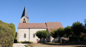 Eglise d'Augerville-la-Rivière