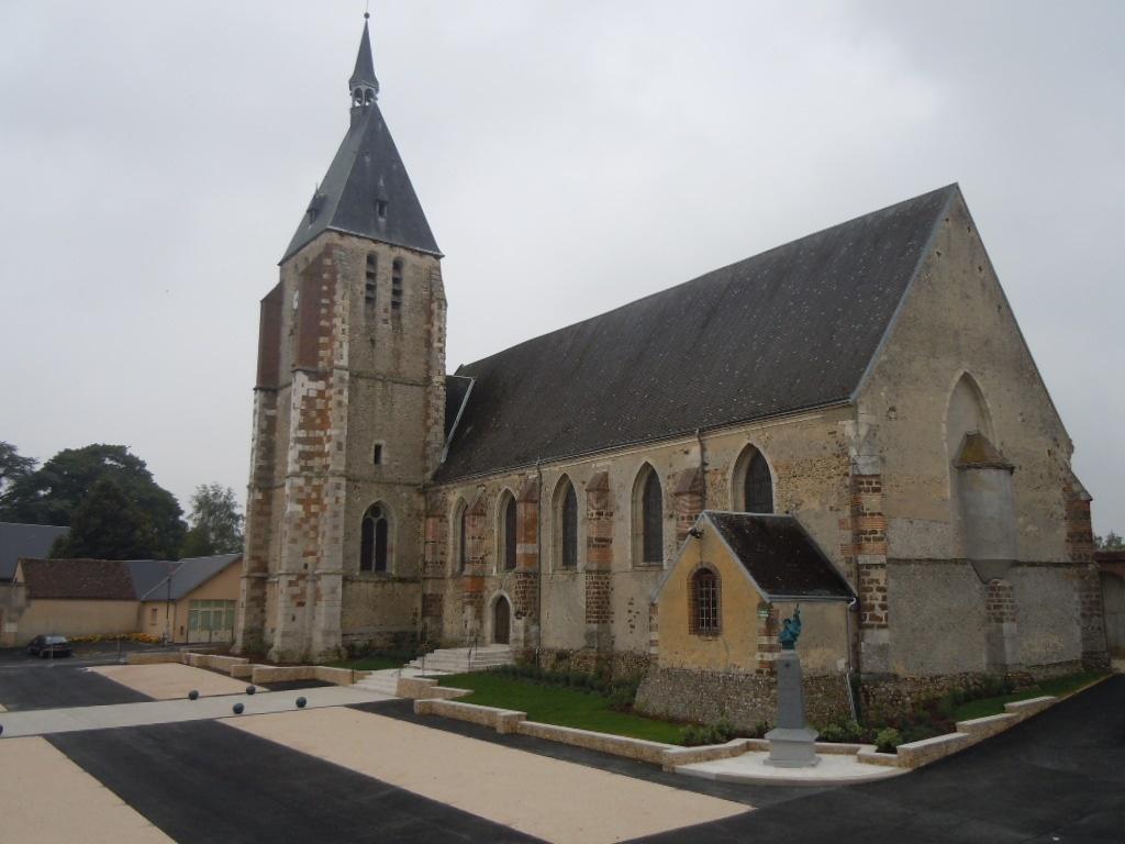Journées Européennes du Patrimoine – Visite libre de l'église à DIGNY © mairie de digny
