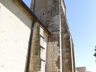 Eglise Saint-Martin à ESTOUY - 2  ©  C. Senard