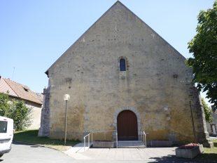 Eglise Saint-Martin à ESTOUY - 3  ©  C. Senard