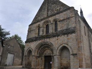 Eglise Notre-Dame à BELLEGARDE - 2  ©  Conservation départementale du Loiret