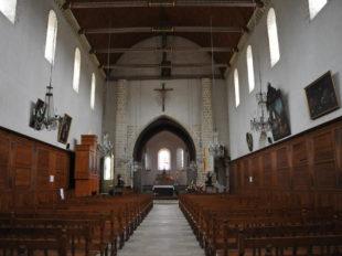Eglise Notre-Dame à BELLEGARDE - 3  ©  Conservation départementale du Loiret