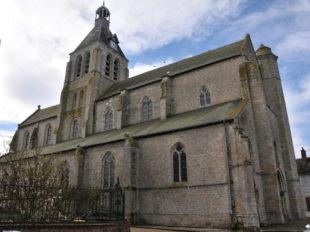 Eglise Notre-Dame de Boiscommun à BOISCOMMUN - 9  ©  Conservation départementale du Loiret