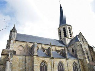 Eglise Notre-Dame à PUISEAUX - 4  ©  Office de tourisme du Grand Pithiverais