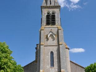 Eglise Saint-Aignan de Baule à BAULE - 2  ©  Office de Tourisme des Terres du Val de Loire