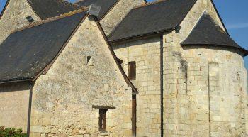église saint laurent ©Ville de Langeais Michel Holtz