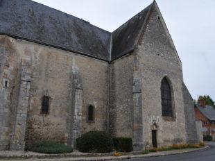 Eglise Sainte-Marguerite à CERDON - 4  ©  Conservation départementale du Loiret