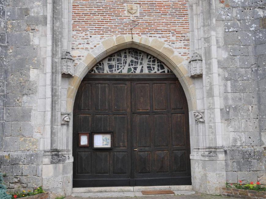 Eglise Sainte-Marguerite à CERDON ©  Conservation départementale du Loiret