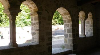 eglise st aubin detail porche