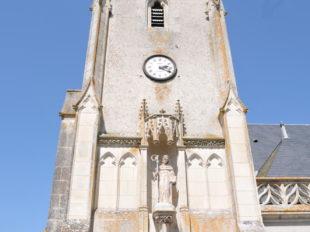 Eglise Saint-Avit à MEZIERES-LEZ-CLERY - 3  ©  Office de Tourisme des Terres du Val de Loire