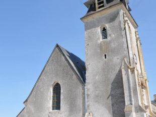 Eglise Saint-Avit à MEZIERES-LEZ-CLERY - 2  ©  Office de Tourisme des Terres du Val de Loire