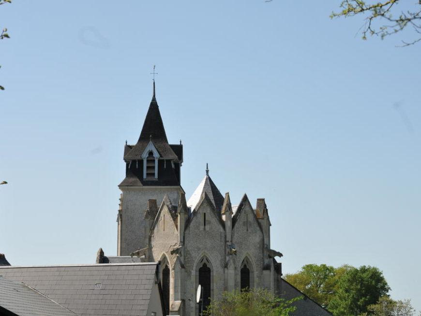 Eglise Saint-Avit à MEZIERES-LEZ-CLERY ©  Office de Tourisme des Terres du Val de Loire