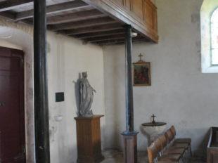 Eglise Saint-Martin à COURTEMAUX - 5  © CDL