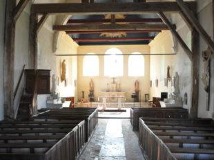 Eglise Saint-Martin à COURTEMAUX - 6  © CDL