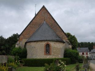 Eglise Saint-Pierre à VIEILLES-MAISONS-SUR-JOUDRY - 2  © CDL