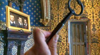 Escape Game au château royal de Blois «La folle évasion de Marie de Médicis»