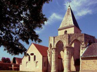 Chapelle Saint-Hubert à COURCELLES-LE-ROI - 8  © Pierre Avisse