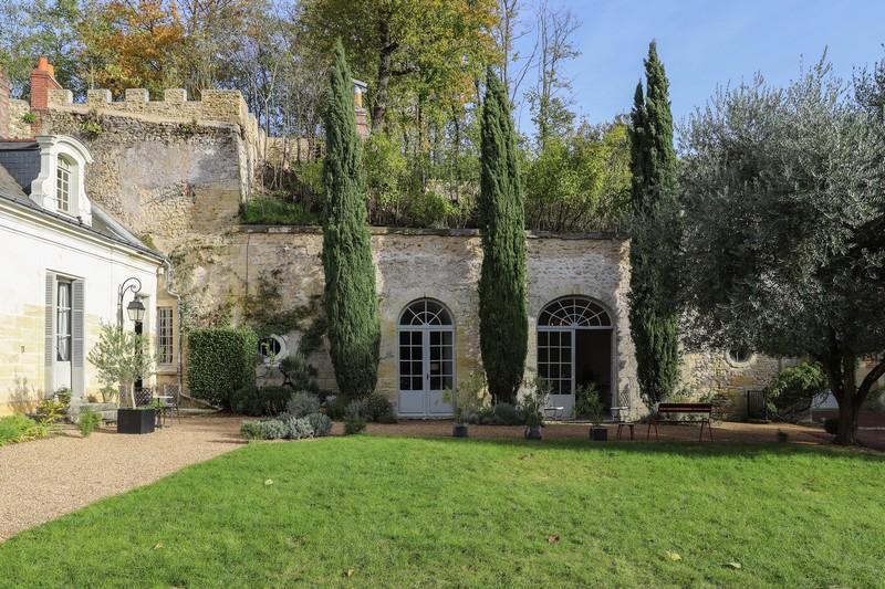 Le Gaimont Maison d'Hôtes à VOUVRAY © Mathieu_Merceret