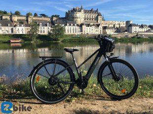 EZBIKE Location de vélos électriques à SAINT-AVERTIN - 2  © ezbike