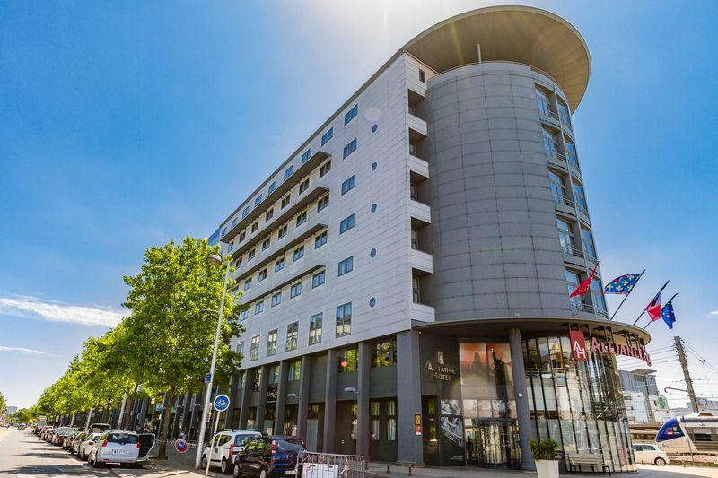 Novotel Tours Centre Gare à TOURS ©  Alliance Hôtel Tours