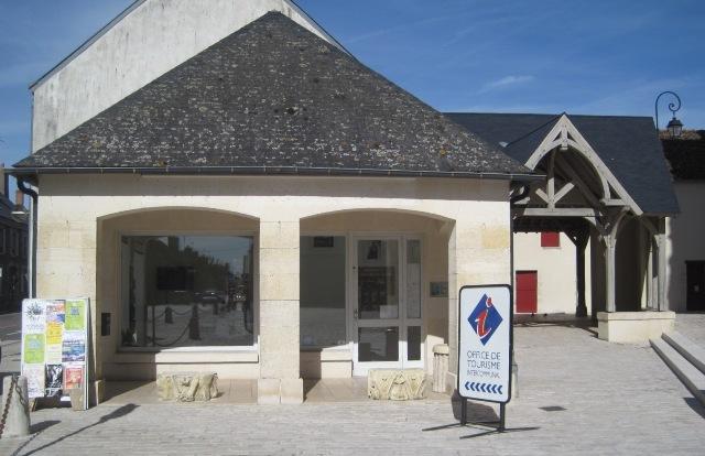 Office de tourisme des Terres du Val de Loire – Bureau de Cléry-Saint-André à CLERY-SAINT-ANDRE © OTTDVL