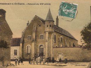 Ferme de la recette de Fresnay-l'Evêque à FRESNAY-L'EVEQUE - 3  © mtcb