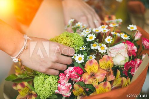 Chloé flor à SENONCHES © office de tourisme
