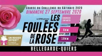 foulées rose bellegarde