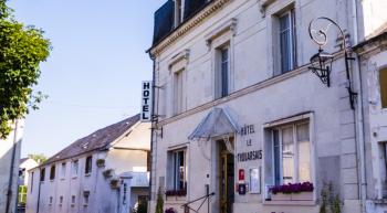 Hotel Pylo'gis Le Thouarsais – Bourgueil