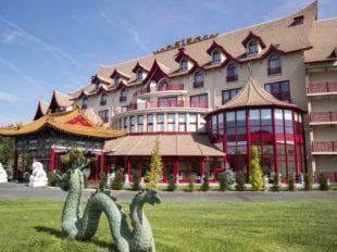 Les Hôtels de Beauval à SAINT-AIGNAN - 8  © Hôtel Les Pagodes de Beauval