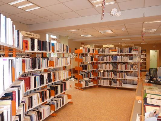 Rendez-vous avec vous à NOGENT-LE-ROTROU © bibliotheque municipale